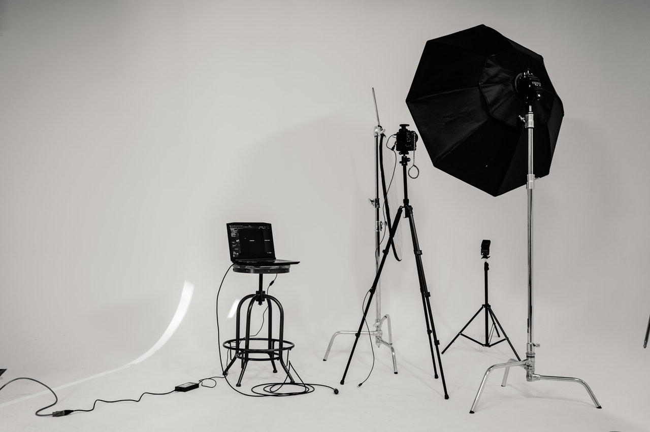 회사 프로필 사진촬영